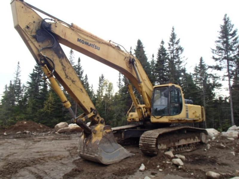 Excavatrice (40 tonnes et plus) Komatsu PC400LC-6LC 1996 En Vente chez EquipMtl