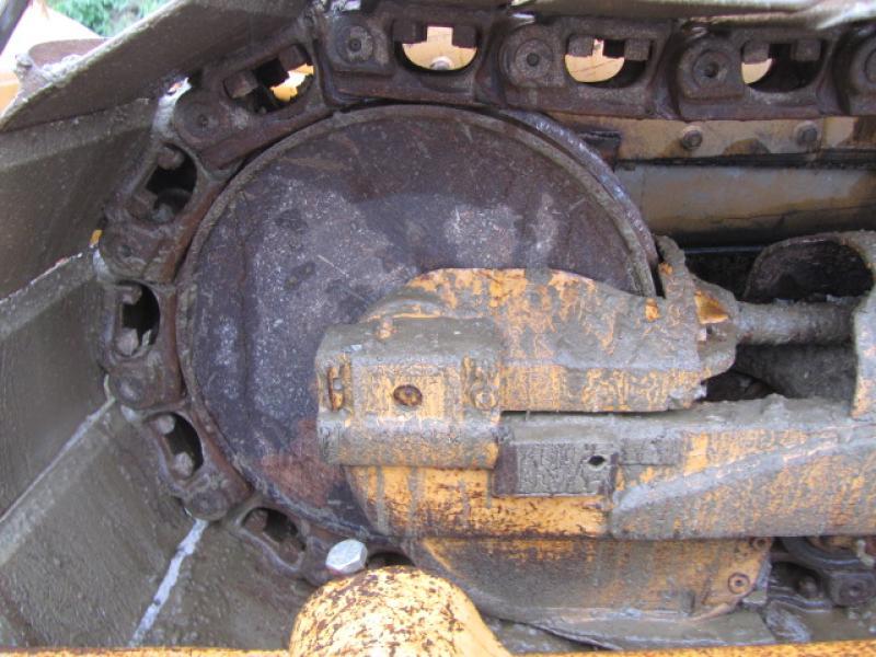 Tracteur à chaînes (10 à 20 tonnes) Komatsu D65P-8 1987 Équipement en vente chez EquipMtl
