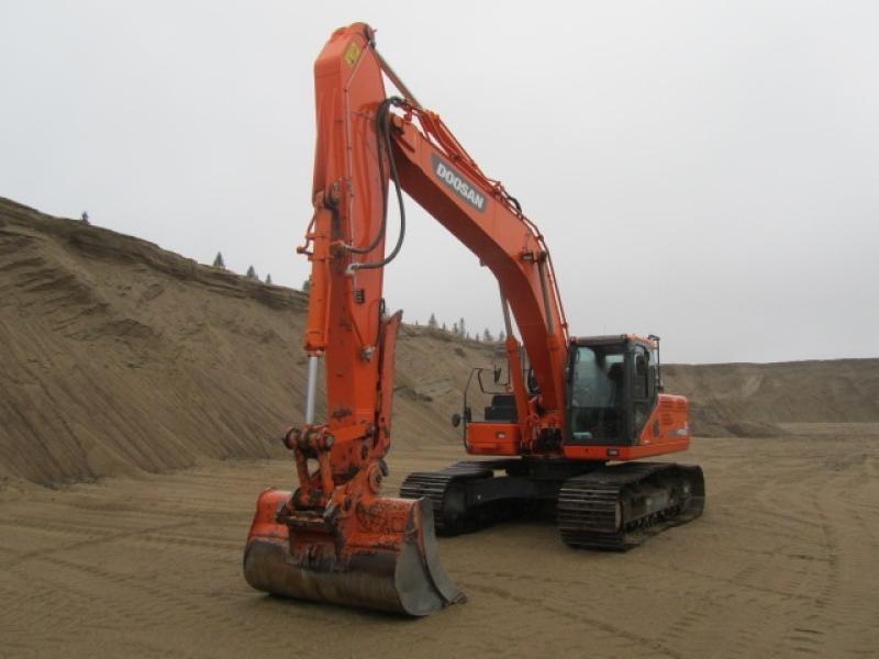 Excavatrice (20 à 39 tonnes) Doosan DX300LC-5 2016 En Vente chez EquipMtl