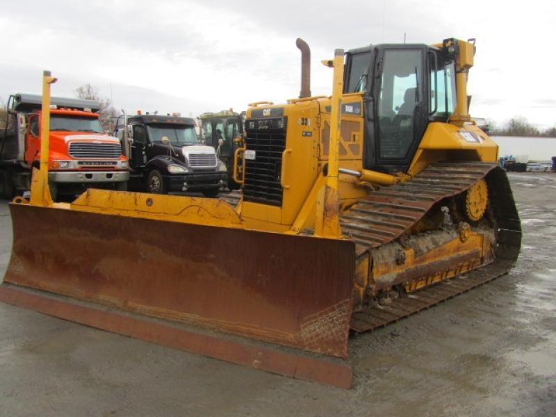 Tracteur à chaînes (10 à 20 tonnes) Caterpillar D6N LGP 2012 En Vente chez EquipMtl