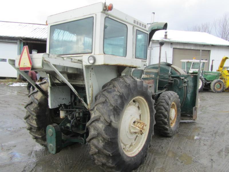 Tracteur à neige White Oliver 1955 1973 Équipement en vente chez EquipMtl