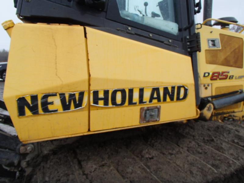 Tracteur à chaînes ( 0 à 9 tonnes) New Holland D85B LGP 2012 Équipement en vente chez EquipMtl