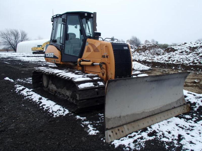 Tracteur à chaînes (10 à 20 tonnes) Case 1150K XLT III 2012 En Vente chez EquipMtl