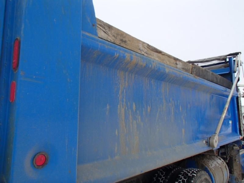 Camion à neige Mack GU813 2009 Équipement en vente chez EquipMtl