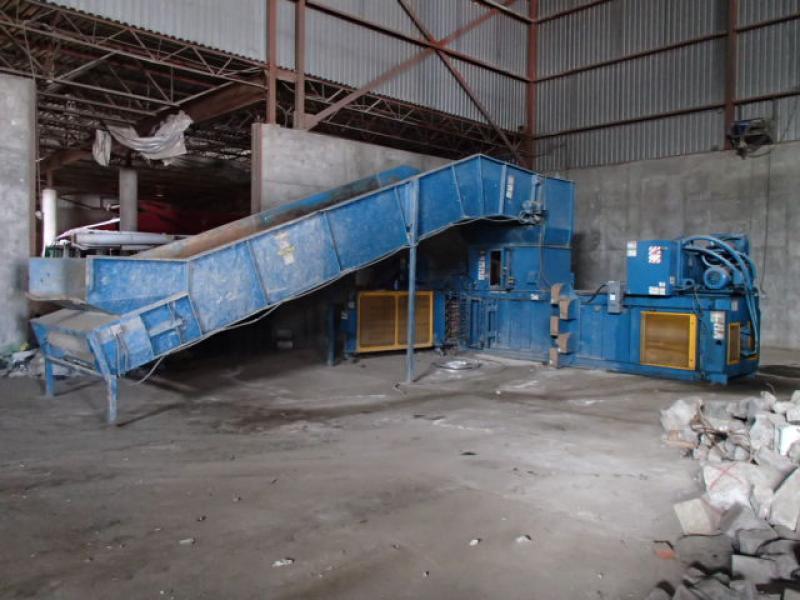 Presse a carton Nexgen EWS-190-72-30 2008 En Vente chez EquipMtl