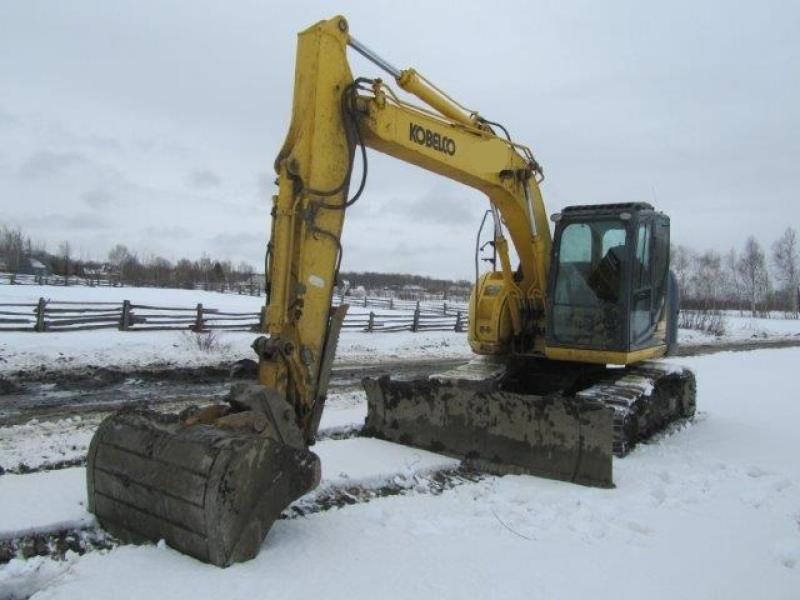 Excavatrice ( 9 à 19 tonnes) Kobelco ED150-2 Blade Runner 2012 En Vente chez EquipMtl