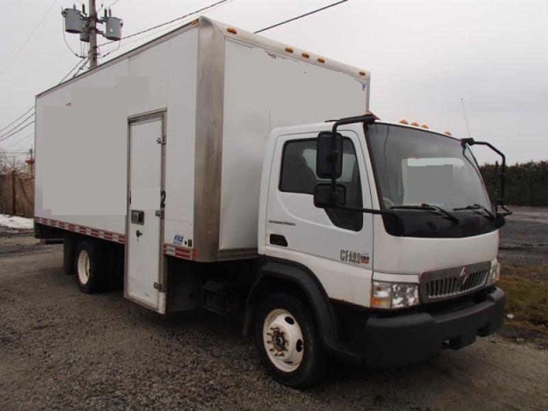 Camion-cube International CF600 2007 En Vente chez EquipMtl