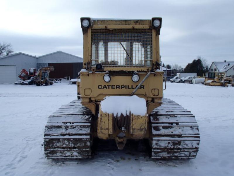 Tracteur à chaînes (10 à 20 tonnes) Caterpillar D6C LGP 1976 Équipement en vente chez EquipMtl