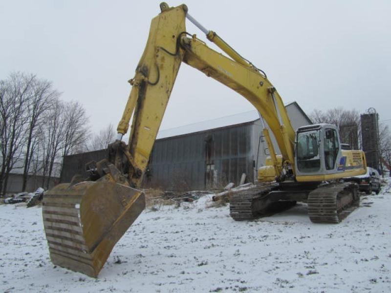 Excavatrice (20 à 39 tonnes) Kobelco SK330LC 2007 En Vente chez EquipMtl