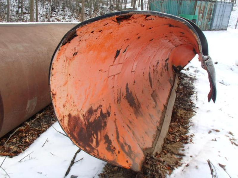 Snow plow Tenco 12' Equipment for Sale at EquipMtl