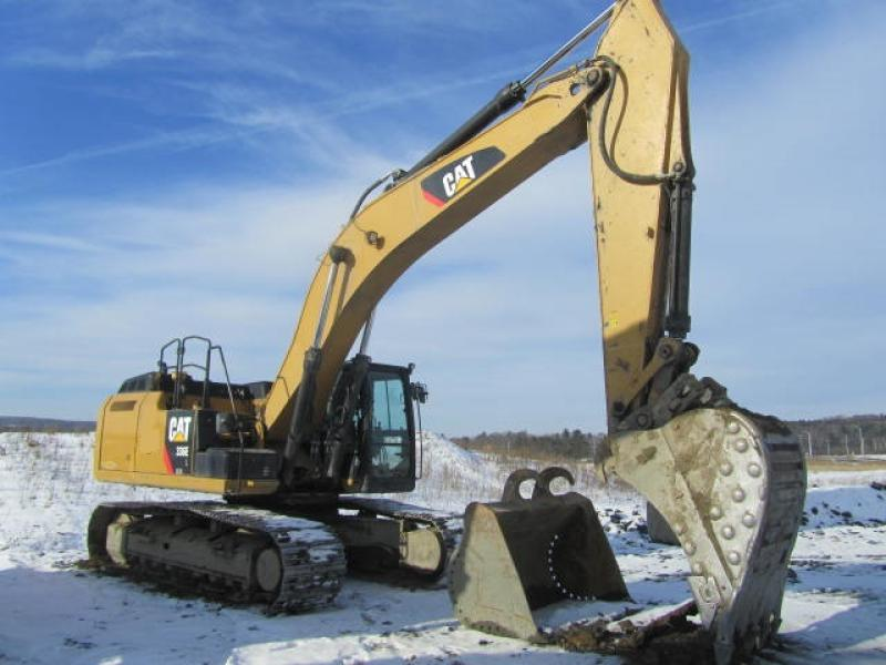 Excavatrice (20 à 39 tonnes) Caterpillar 336EL 2012 En Vente chez EquipMtl