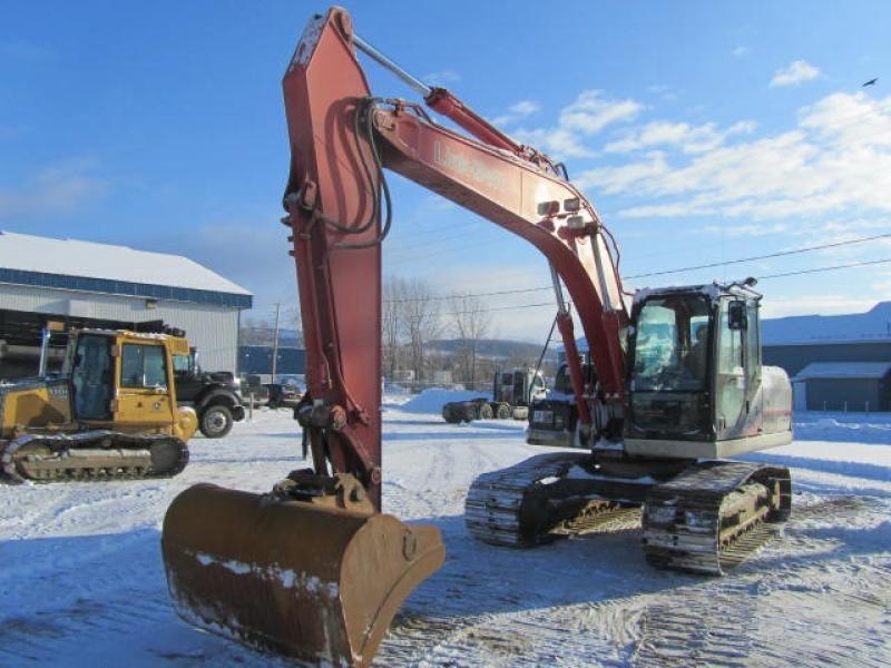 Excavatrice ( 9 à 19 tonnes) Link-Belt 160X2 2014 En Vente chez EquipMtl