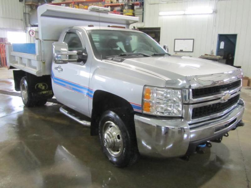 vendu Chevrolet Silverado 3500HD 2009 En Vente chez EquipMtl