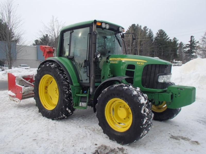 Tracteur à neige John Deere 6430 Premium 2011 En Vente chez EquipMtl