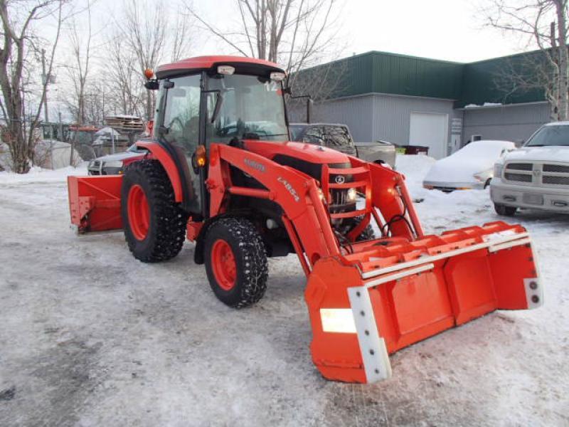 Tracteur à neige Kubota L5740 2013 En Vente chez EquipMtl