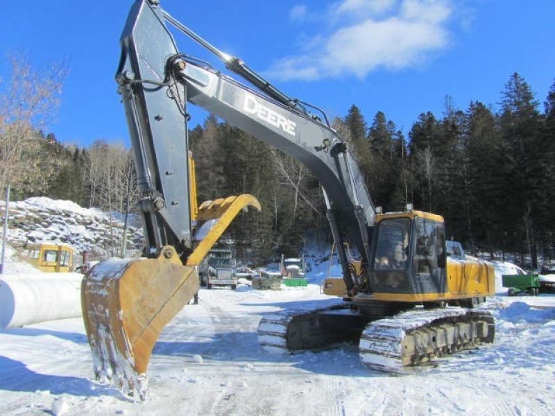 Excavatrice (20 à 39 tonnes) John Deere 892DL 1990 En Vente chez EquipMtl