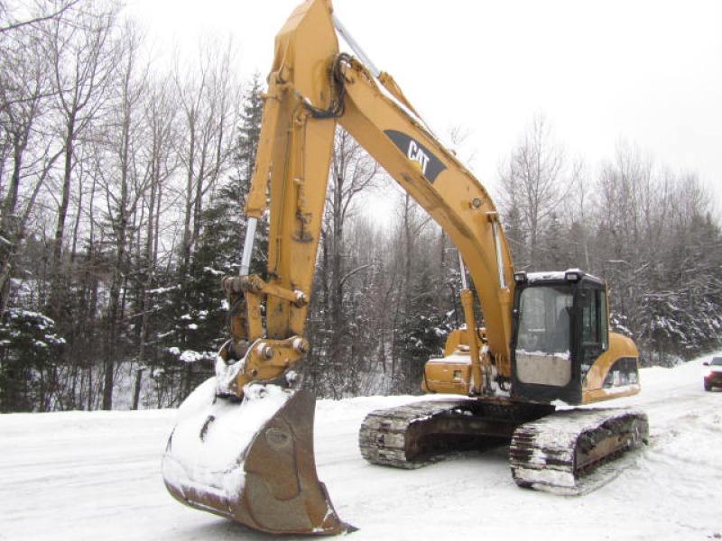 vendu Caterpillar 320CL 2004 En Vente chez EquipMtl