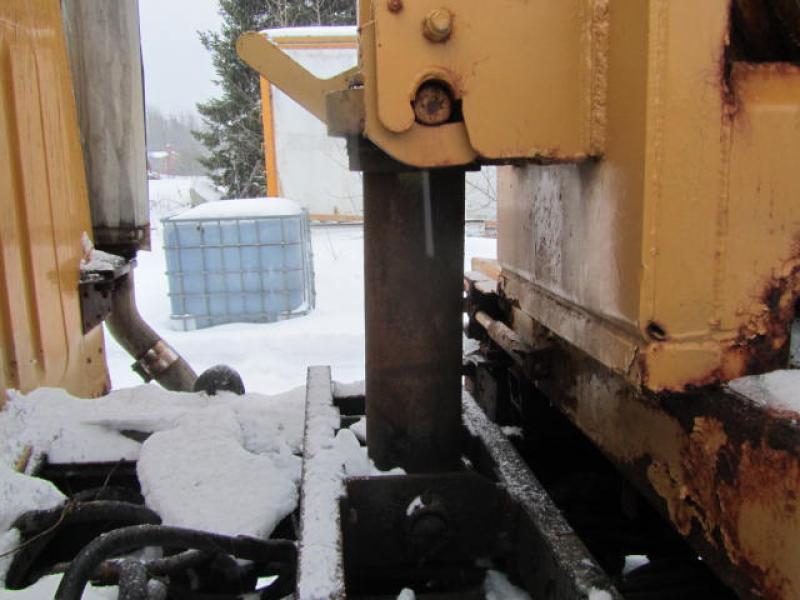 Camion à neige International 4900 1990 Équipement en vente chez EquipMtl