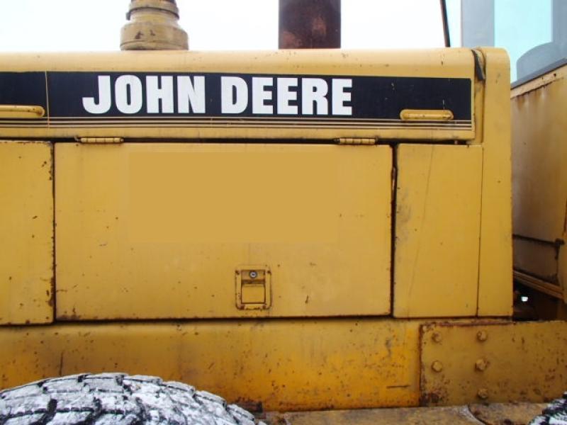 Niveleuse equip. John Deere 770BH 1989 Équipement en vente chez EquipMtl