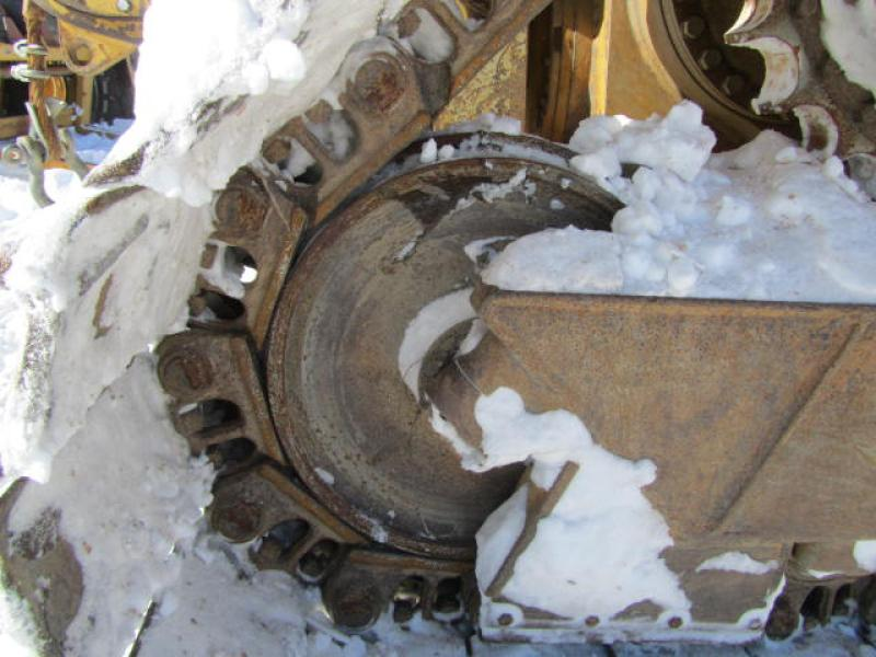 Tracteur à chaînes (10 à 20 tonnes) Caterpillar D6R LGP II 2004 Équipement en vente chez EquipMtl