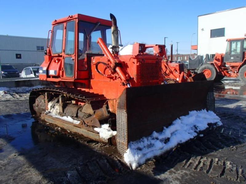 Tracteur à chaînes (10 à 20 tonnes) Komatsu D63E-1 1989 En Vente chez EquipMtl