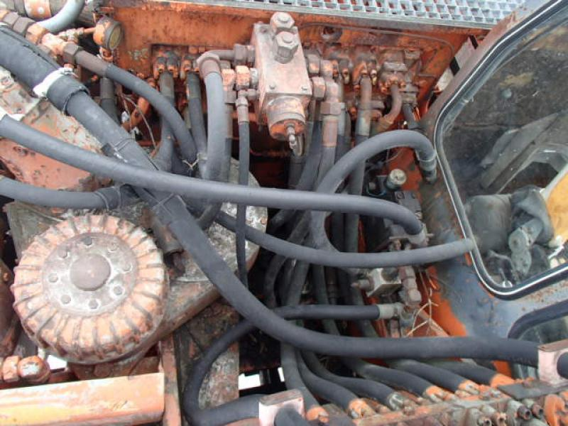 Excavatrice sur roues Atlas AB1702D 1979 Équipement en vente chez EquipMtl
