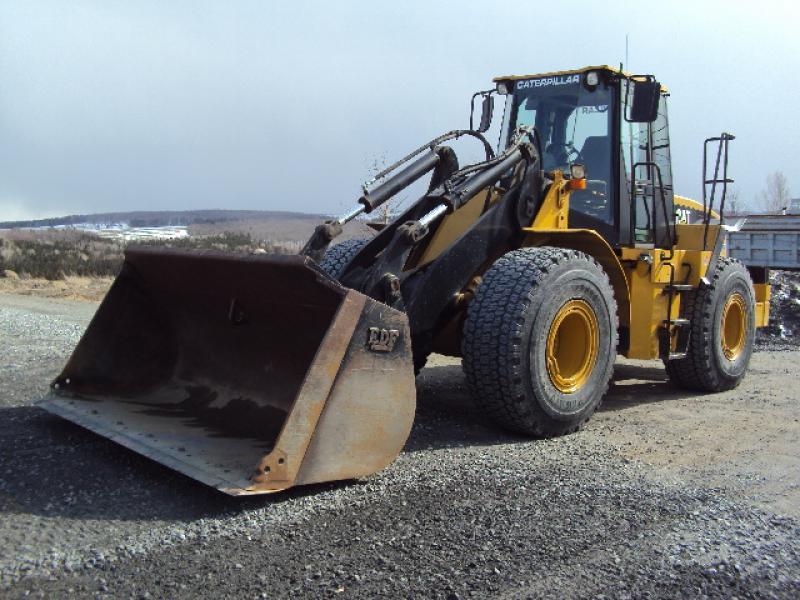 Chargeur sur roues (5 à 30 tonnes) Caterpillar IT62G 1999 En Vente chez EquipMtl