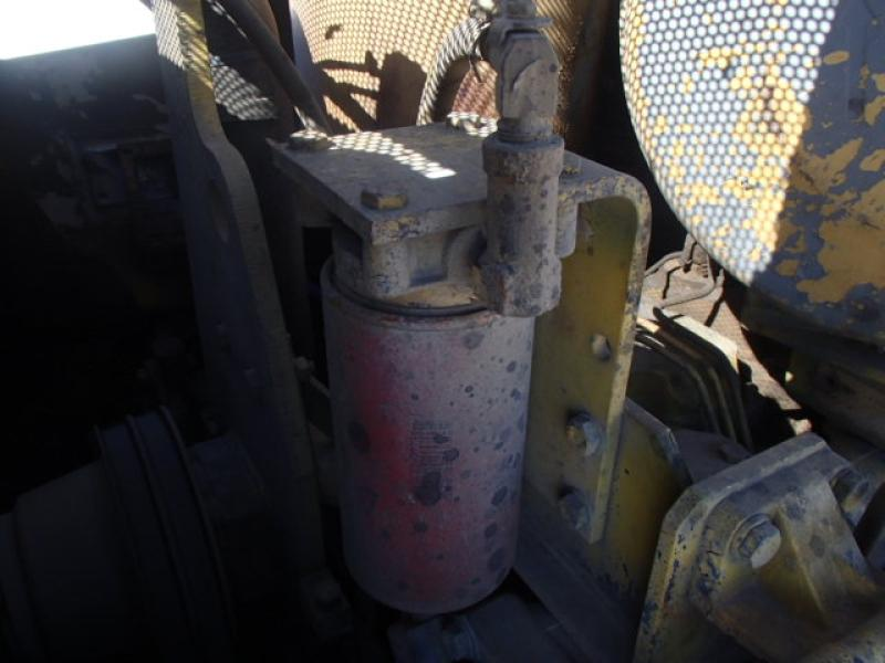 Tracteur à chaînes (10 à 20 tonnes) Komatsu D65PX-12 1997 Équipement en vente chez EquipMtl