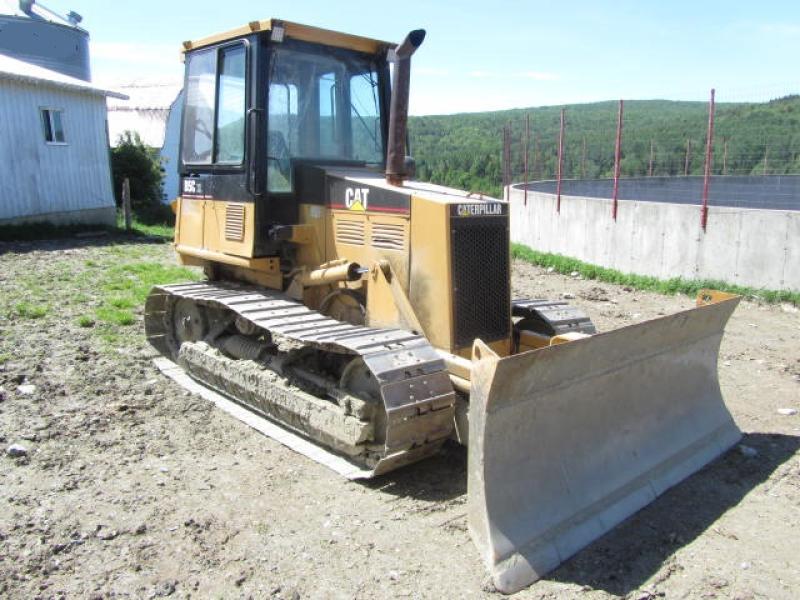 Tracteur à chaînes ( 0 à 9 tonnes) Caterpillar D5C  1995 En Vente chez EquipMtl