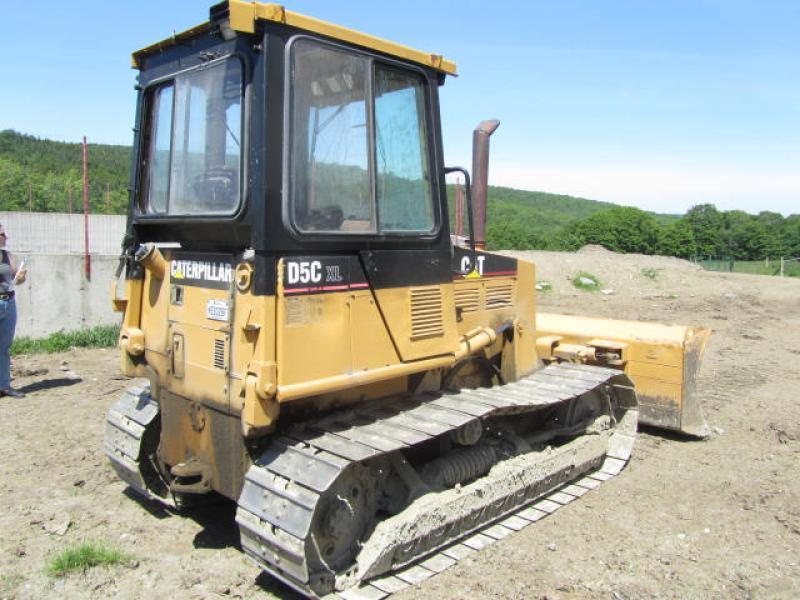 Tracteur à chaînes ( 0 à 9 tonnes) Caterpillar D5C  1995 Équipement en vente chez EquipMtl