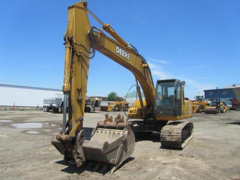 Excavatrice (20 à 39 tonnes) John Deere 200C LC 2004 En Vente chez EquipMtl