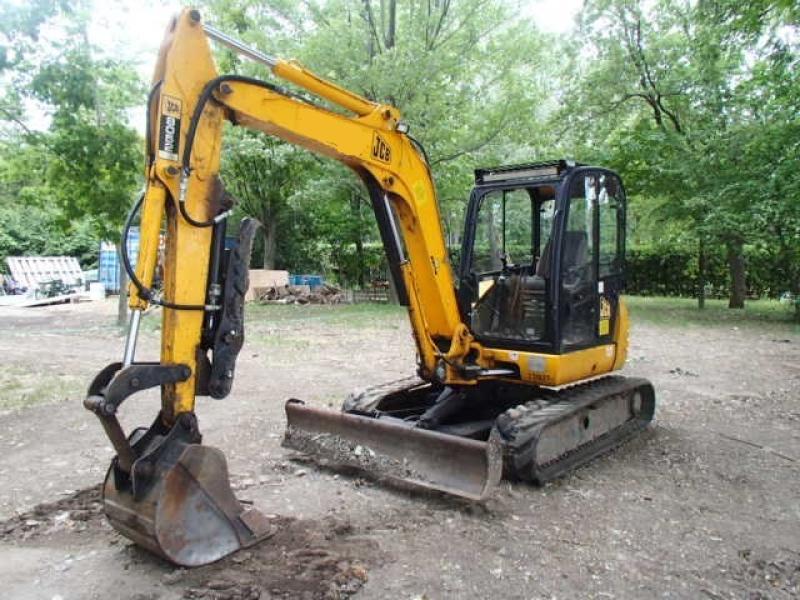 Excavatrice ( 8 tonnes et moins) JCB 8052 2008 En Vente chez EquipMtl