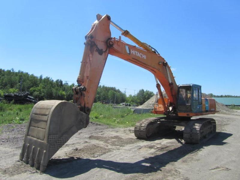 Excavatrice (40 tonnes et plus) Hitachi EX400LC-3 1994 En Vente chez EquipMtl