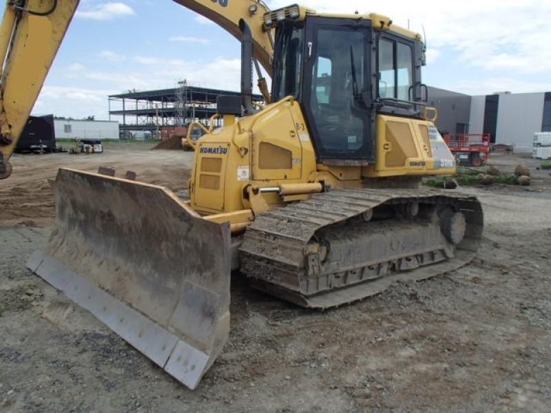 Tracteur à chaînes (10 à 20 tonnes) Komatsu D51PX-22 2010 En Vente chez EquipMtl