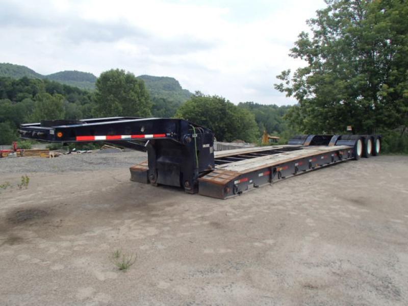 Fardier détachable Trail King TK110 HDG 2003 En Vente chez EquipMtl