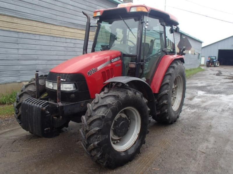Tracteur agricole 4X4 Case IH Farmall 105U 2010 En Vente chez EquipMtl