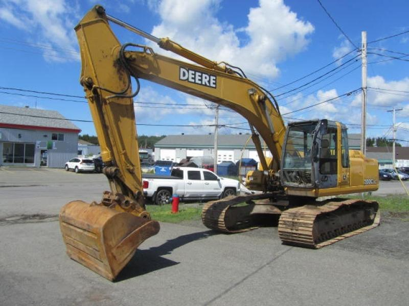 Excavatrice (20 à 39 tonnes) John Deere 200CL 2003 En Vente chez EquipMtl