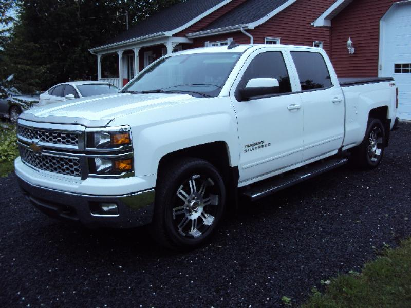 Camionnette 4X4 Chevrolet Silverado 1500 True North 2015 équipement