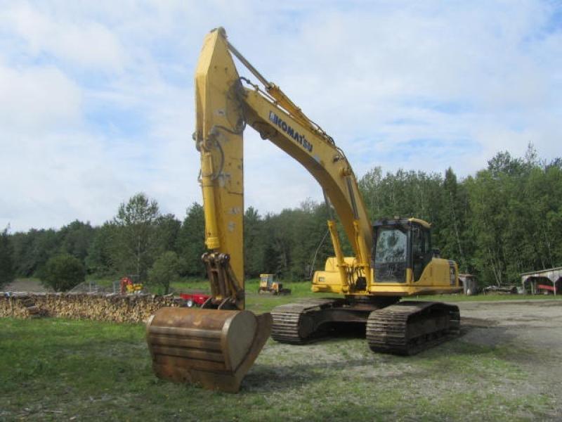 Excavatrice (20 à 39 tonnes) Komatsu PC300LC-7E0 2007 En Vente chez EquipMtl