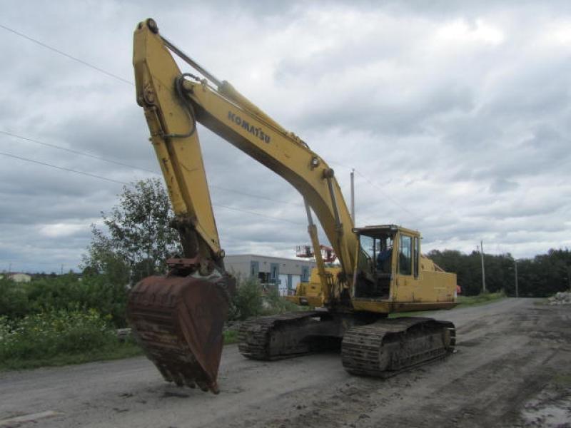 Excavatrice (20 à 39 tonnes) Komatsu PC300LC-3 1988 En Vente chez EquipMtl