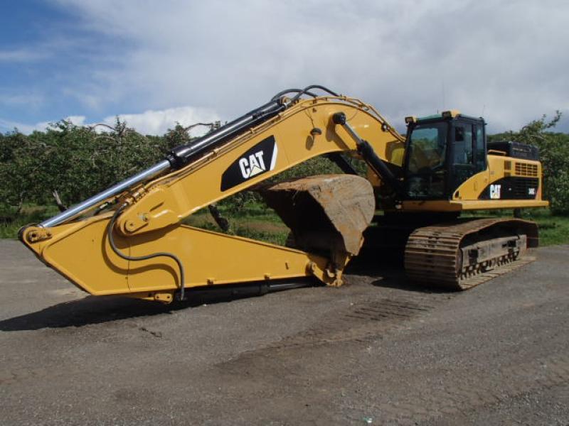 Excavatrice (40 tonnes et plus) Caterpillar 345CL 2008 En Vente chez EquipMtl