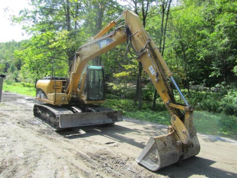 Excavatrice ( 9 à 19 tonnes) Caterpillar 312CL 2006 En Vente chez EquipMtl