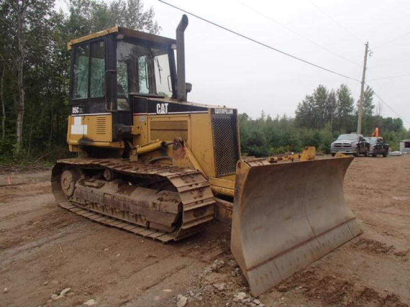 Tracteur à chaînes (10 à 20 tonnes) Caterpillar D5C XL 1999 En Vente chez EquipMtl