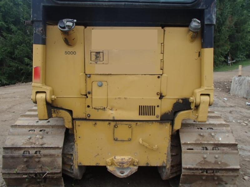 Tracteur à chaînes (10 à 20 tonnes) Caterpillar D5C XL 1999 Équipement en vente chez EquipMtl