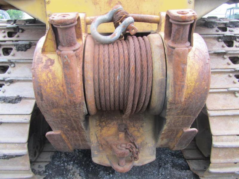 Tracteur à chaînes (10 à 20 tonnes) Caterpillar D6H LGP II 1991 Équipement en vente chez EquipMtl