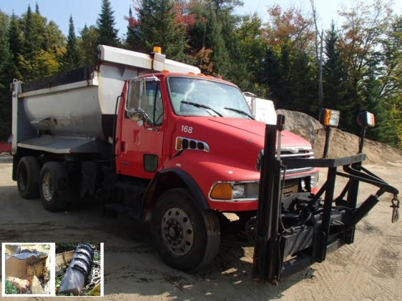 Camion à neige Sterling M8500 2001 En Vente chez EquipMtl