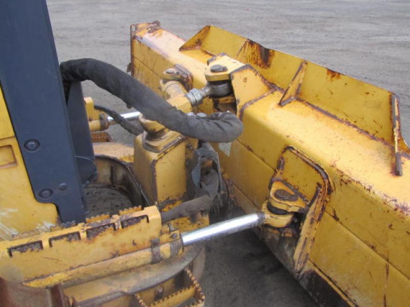 Tracteur à chaînes ( 0 à 9 tonnes) John Deere 550J LGP 2006 Équipement en vente chez EquipMtl