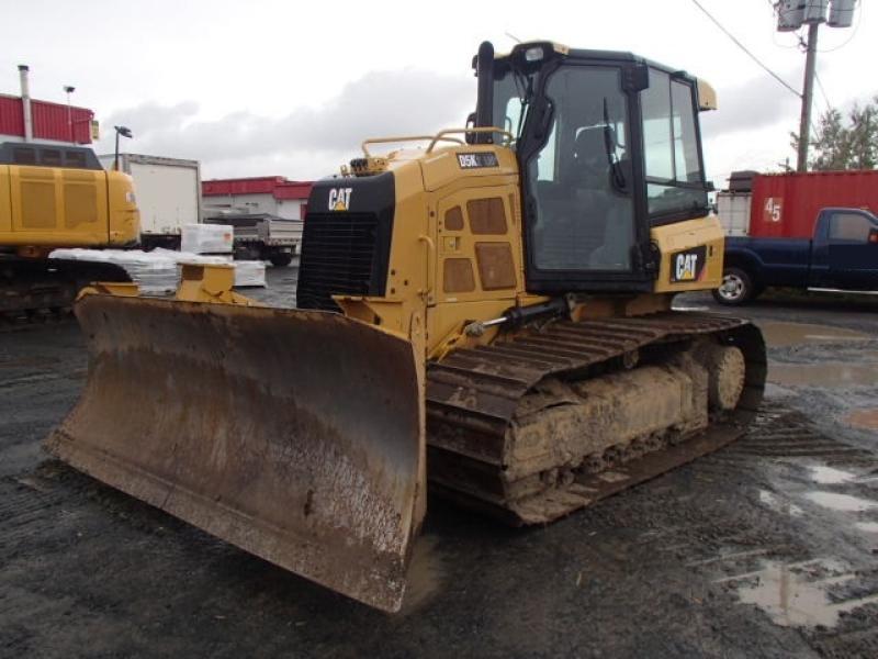 Tracteur à chaînes (10 à 20 tonnes) Caterpillar D5K2 LGP 2016 En Vente chez EquipMtl