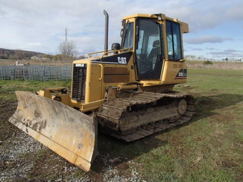Tracteur à chaînes ( 0 à 9 tonnes) Caterpillar D3G LGP 2005 En Vente chez EquipMtl