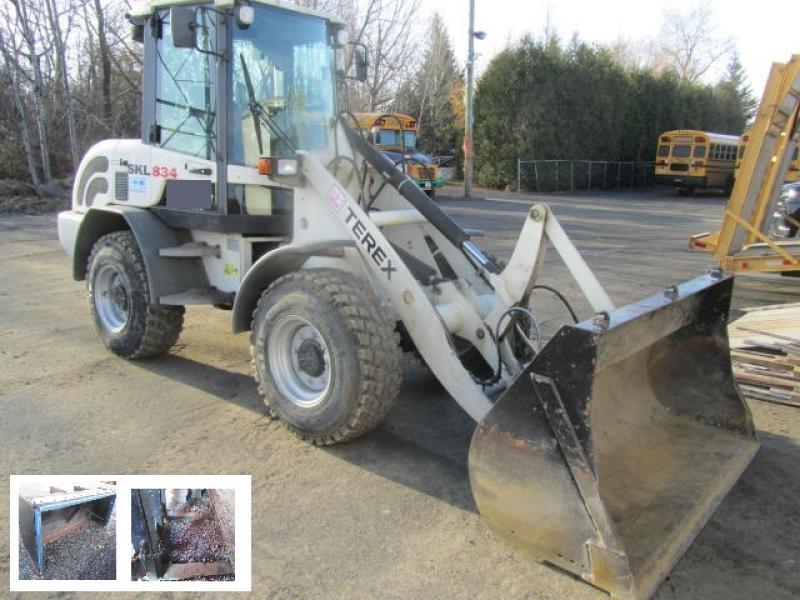 Chargeur sur roues (5 à 30 tonnes) Terex SKL834 2006 En Vente chez EquipMtl